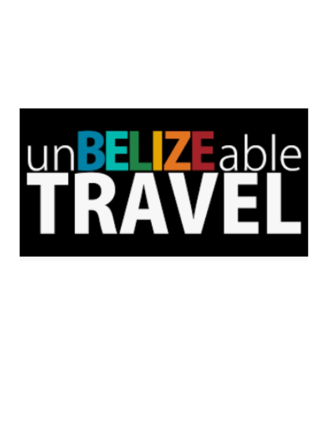 UnBelizeable Travel